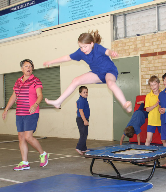 Health & Physical Education 2