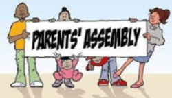Next Parent Assembly – 7 March Room 13 & 14
