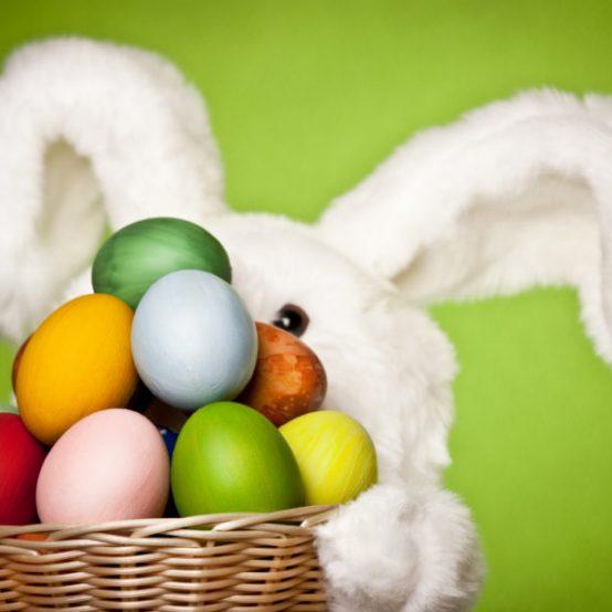 Easter Raffle!